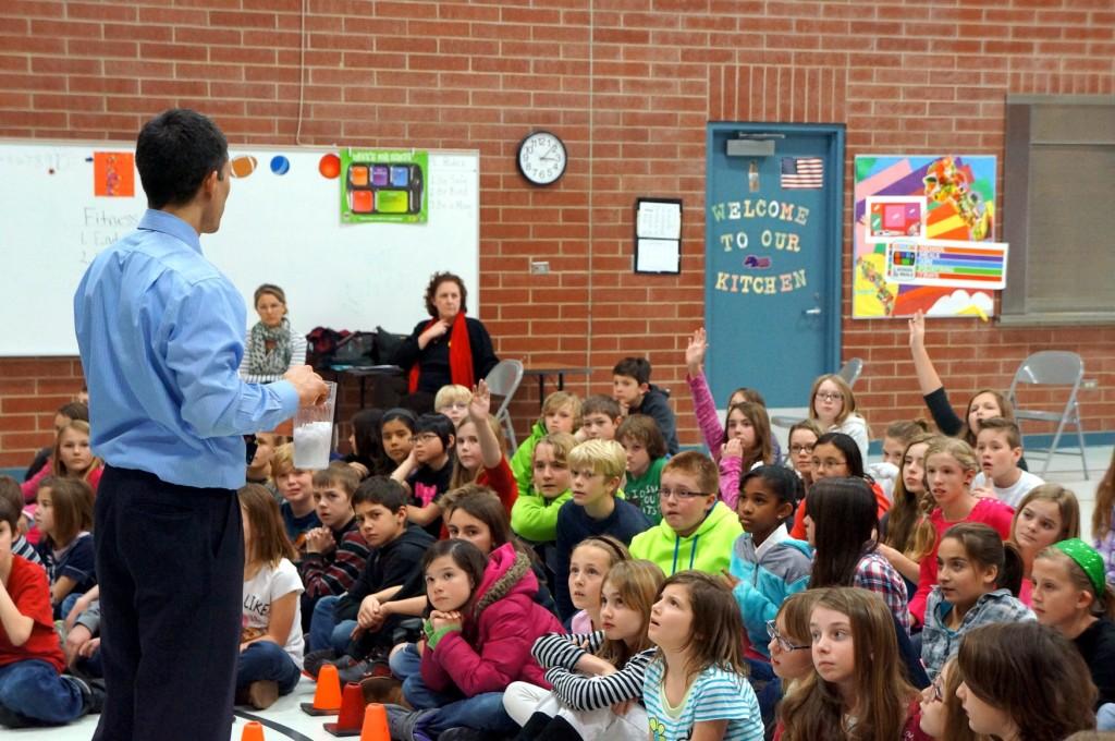 """No Bullies Allowed"" for Seven Oaks Elementary"