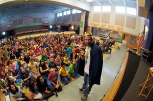 Thompson Elementary - Mr. Honig