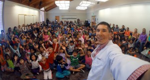 Science Magic with  Jeff Evans at the Bellevue Library