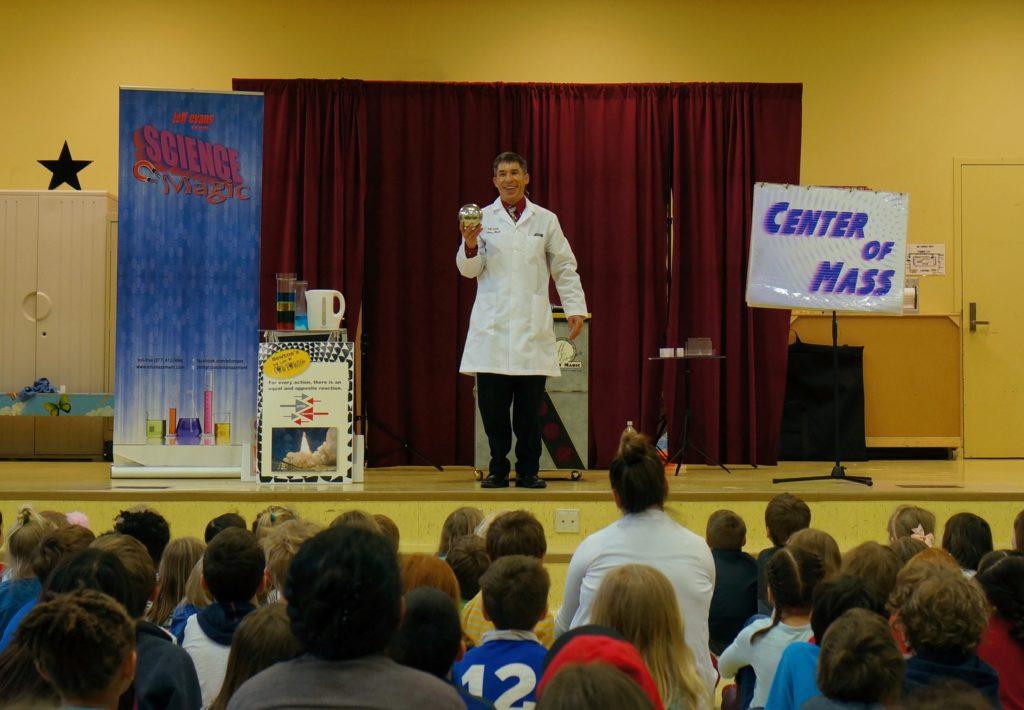 Portland science assembly